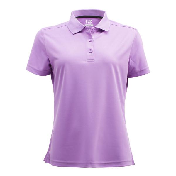 Ladies Performance Polo Shirt Kelowna Cutter & Buck®