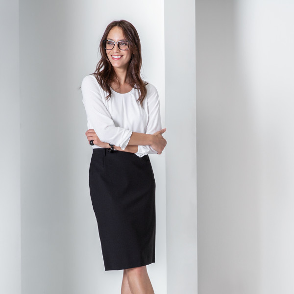 Ladies Premium Pen Skirt Regular Fit Greiff®
