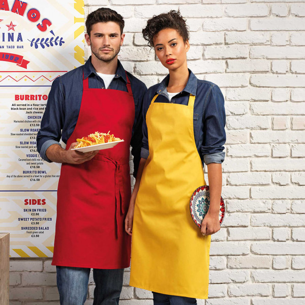 Dungaree apron Colours Premier®