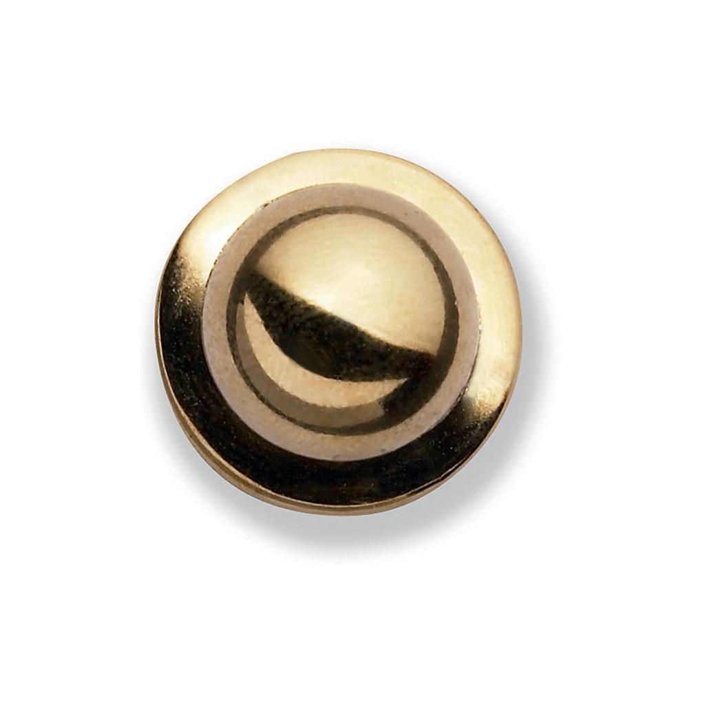 Kugelknöpfe Gold 12er Pack Greiff® | bedrucken, besticken, bedrucken lassen, besticken lassen, mit Logo |