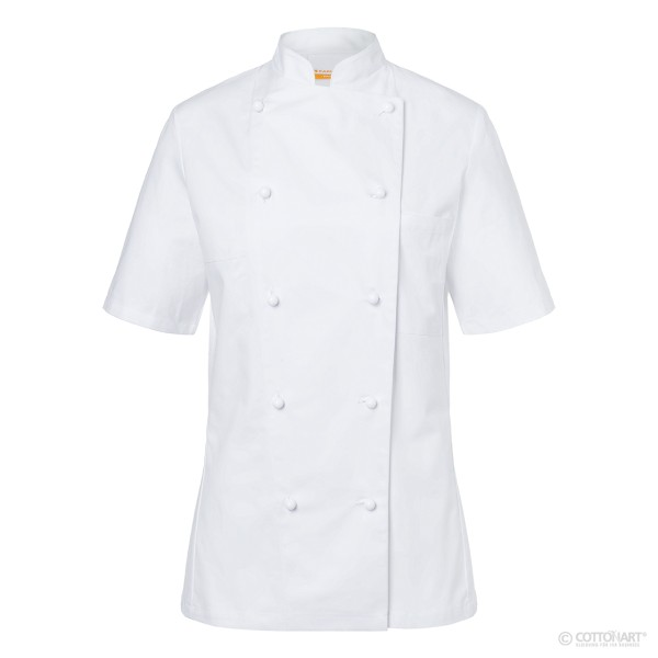 Ladies' Cooking Jacket Short Sleeve Pauline Karlowsky®.