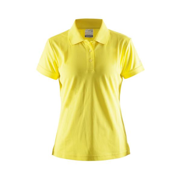 Damen Performance Pique Poloshirt Classic Craft®