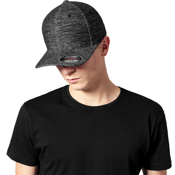 Fitted Baseball-Cap Twill Knit FLEXFIT®