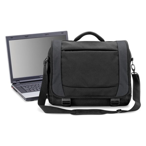 Padded Lap-Top Bag Tungsten Quadra®
