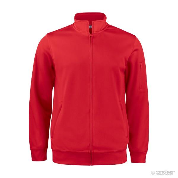 Unisex Basic Active Cardigan Clique®