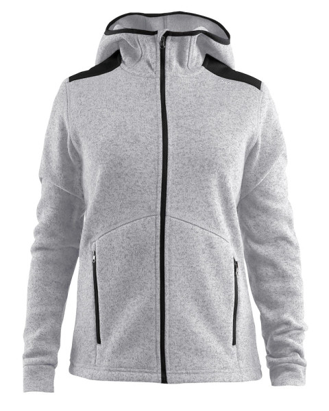 Ladies Noble Jacket with Hoodie Craft®