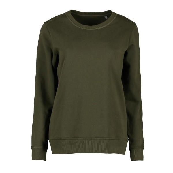 Damen Bio O-Neck Sweatshirt ID Identity®