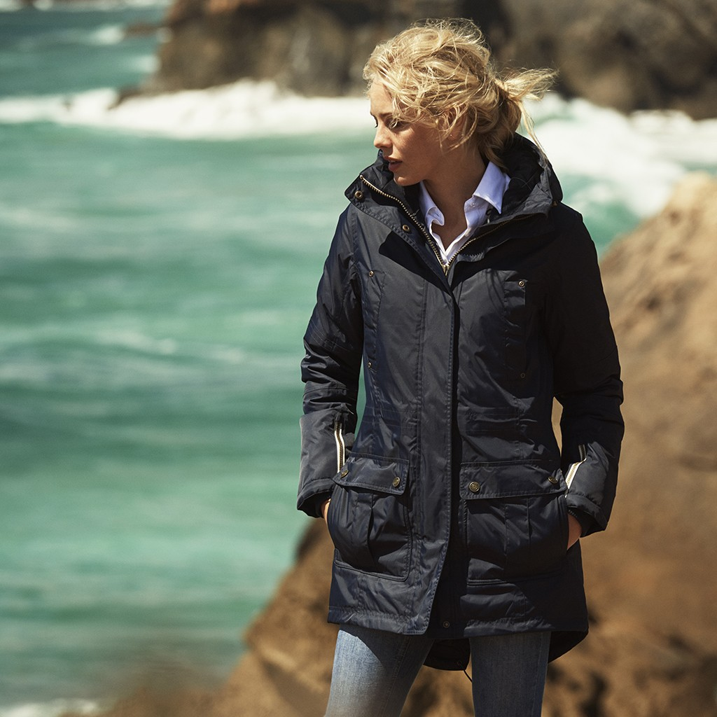 Damen Jacke Westlake James Harvest® | bedrucken, besticken, bedrucken lassen, besticken lassen, mit Logo |