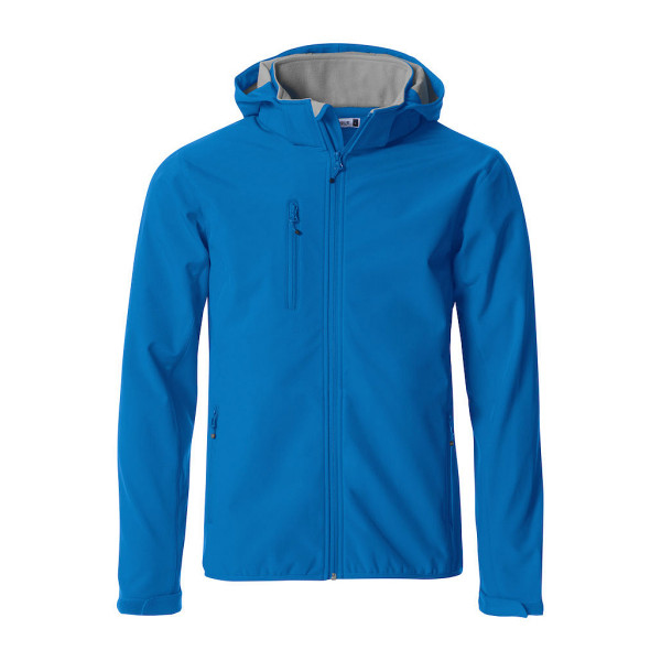 Ladies Basic Softshell Jacket with Hood Clique®