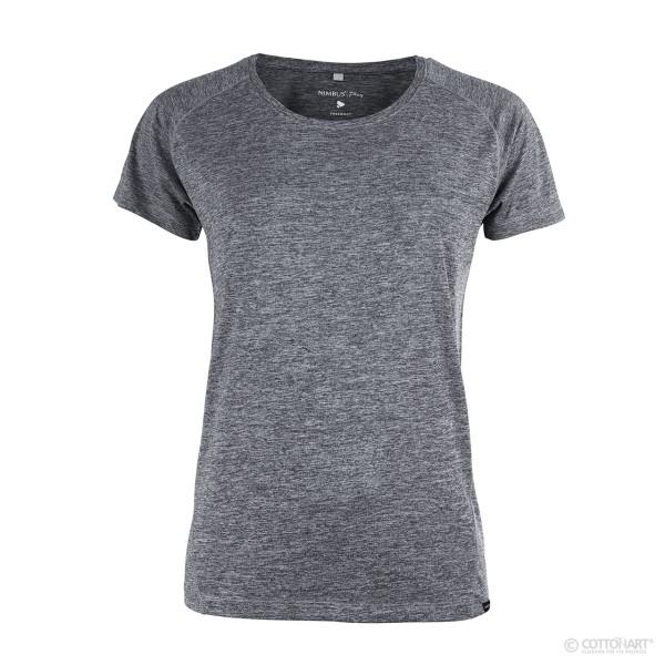 Damen Funktions T-Shirt Freemont Nimbus Play®