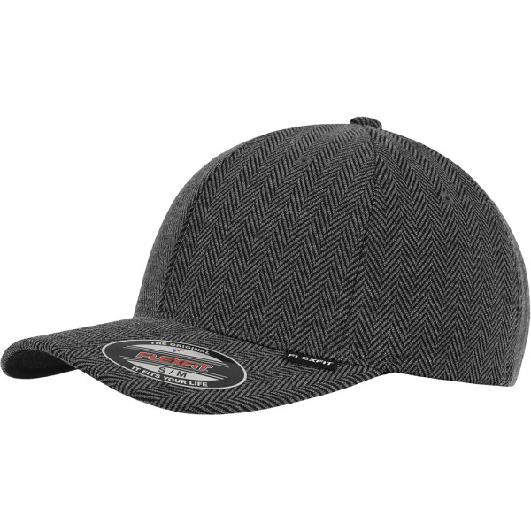 Baseball Cap Heringbone Melange FLEXFIT®