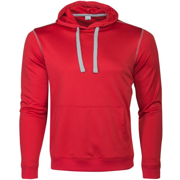 Funktions Sweatshirt mit Kapuze Pentathlon Printer®