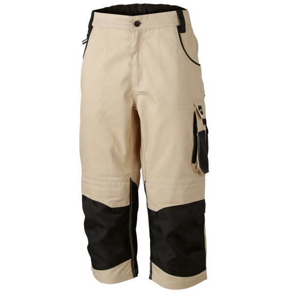 Workwear 3/4 Bundhose CORDURA James & Nicholson®