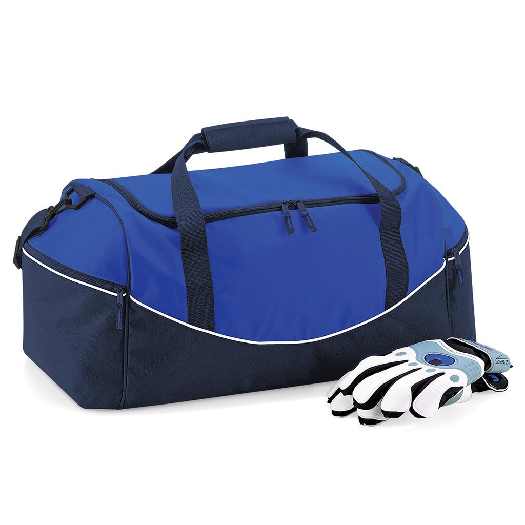 55 Liter Teamwear Holdall Bag Quadra® | bedrucken, besticken, bedrucken lassen, besticken lassen, mit Logo |