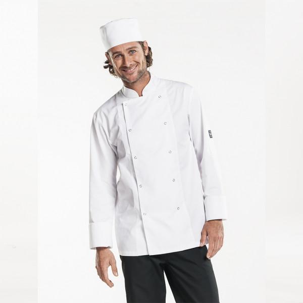 Kochjacke Hilton Poco White Chaud Devant®