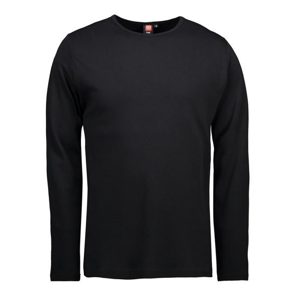 Herren T-Shirt Interlock Langarm ID Identity®