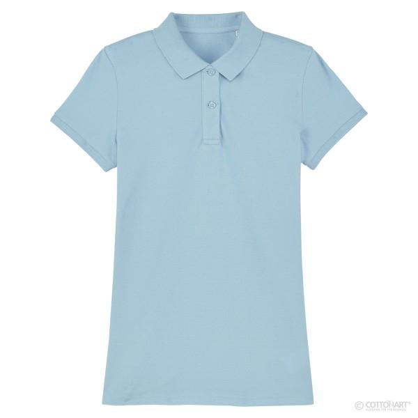 Damen Poloshirt Stella Devoter Bio-Baumwolle STANLEY/STELLA®
