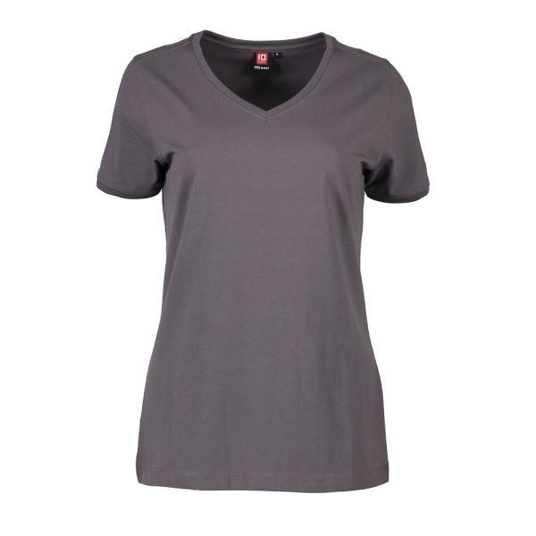 Damen Pro Wear T-Shirt V-Aussschnitt CARE ID Identity®