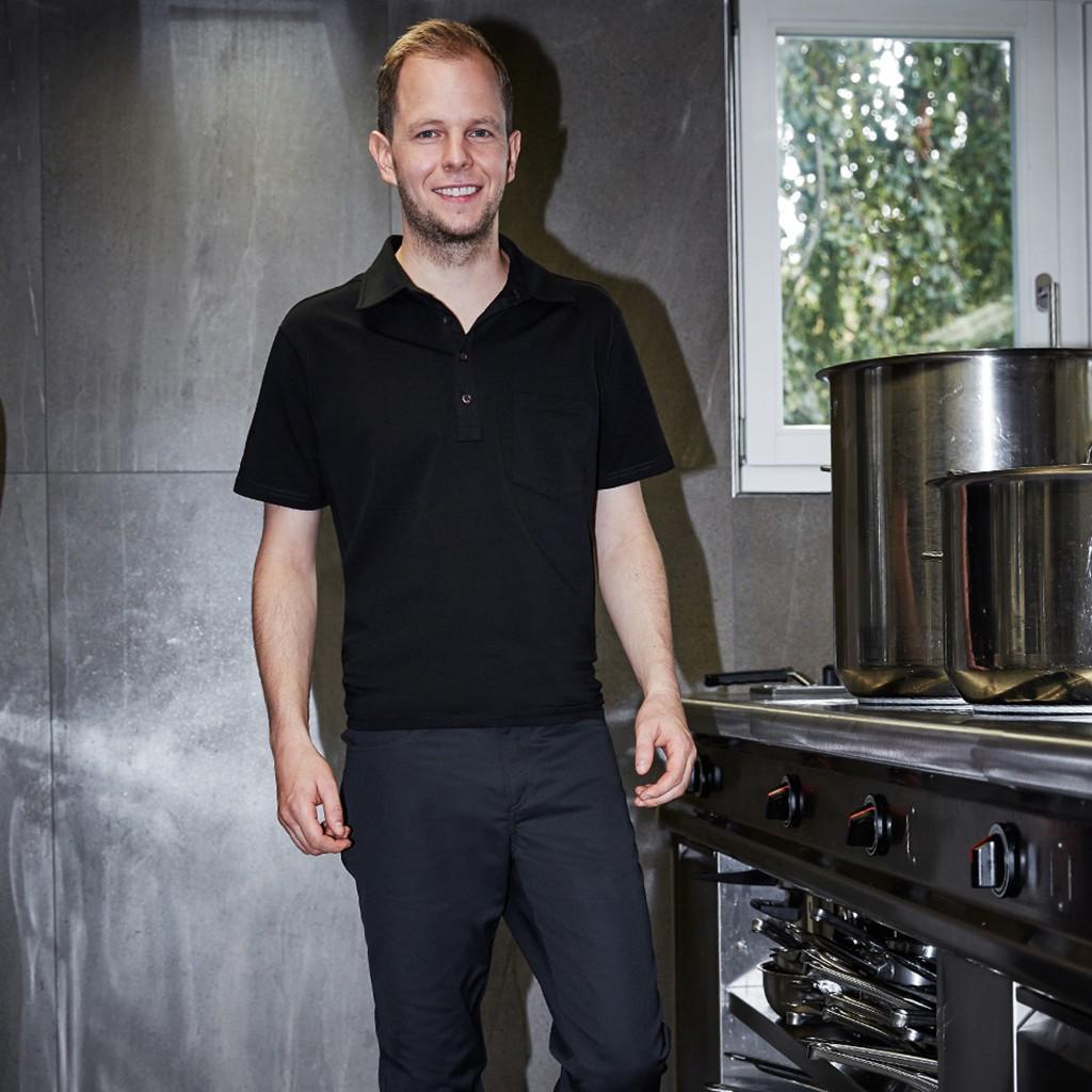 Herren-Hose RF Cuisine Basic Greiff® | bedrucken, besticken, bedrucken lassen, besticken lassen, mit Logo |