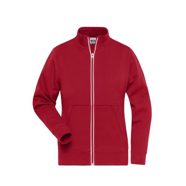 Damen Doubleface Work Jacket James & Nicholson®