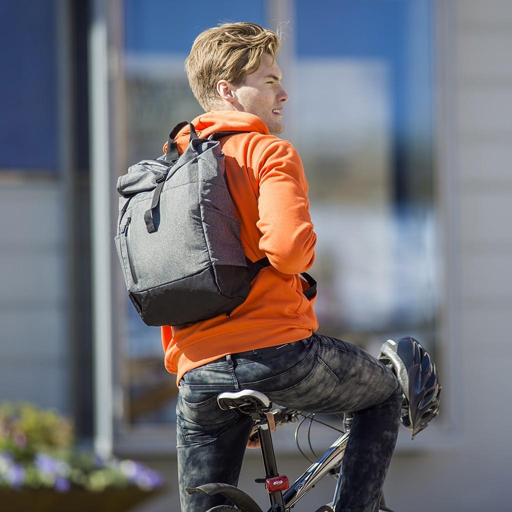 Roll-Up Backpack Clique® | bedrucken, besticken, bedrucken lassen, besticken lassen, mit Logo |