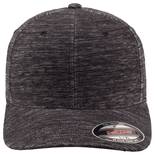 Fitted Baseball-Cap Twill Knit FLEXFIT®