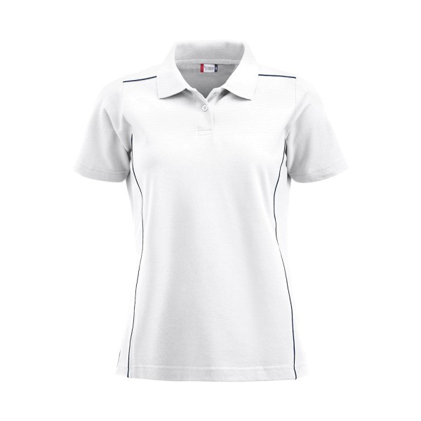 Damen Poloshirt New Alpena Clique®