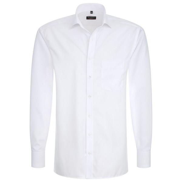 Hemd Modern Fit Popeline mit Tasche Perfect Line Eterna® günstig mit Ihrerm Logo besticken lassen