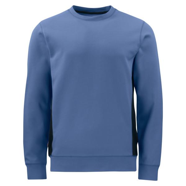 Rundhals Sweatshirt Projob® sky blue