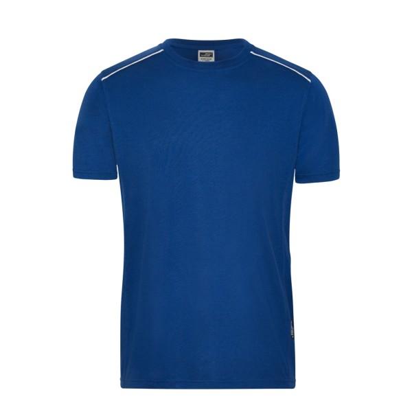 Herren Workwear T-Shirt mit Biobaumwolle James & Nicholson®