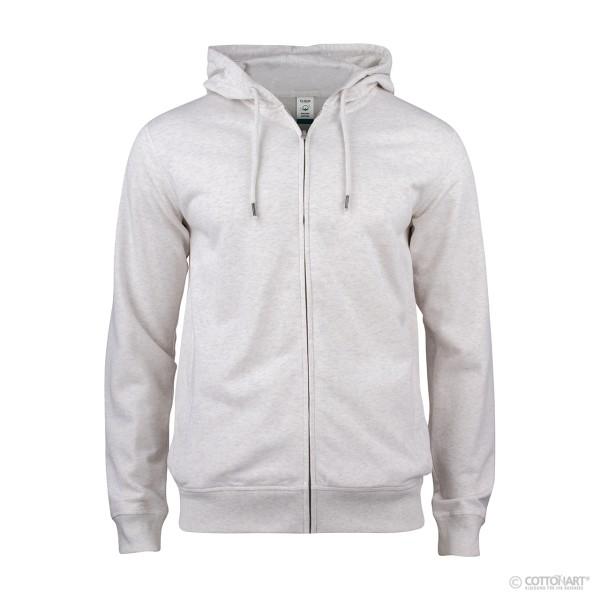 Men's Hooded Sweaters Full Zip Premium Organic Cotton Clique®