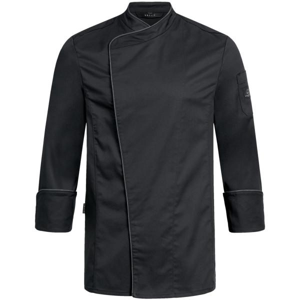 Kochjacke RF Cuisine Premium mit Paspel und Druckknöpfe Greiff®