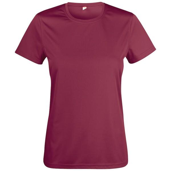 Damen Basic Active-T-Shirt Clique®