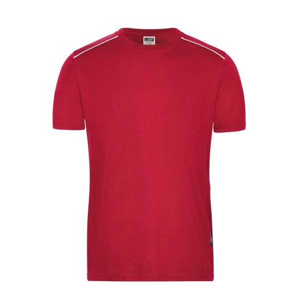 Mens Workwear T-Shirt Solid James & Nicholson®