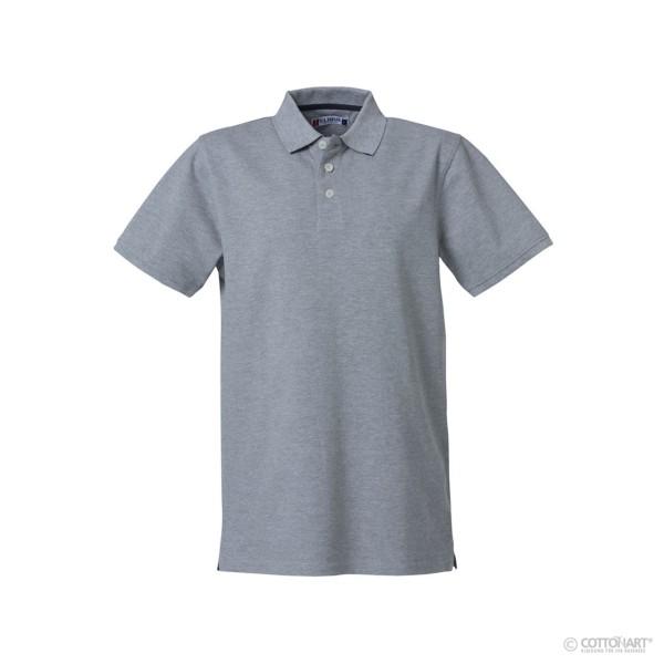 Men's Premium Polo Shirt Heavy Clique®