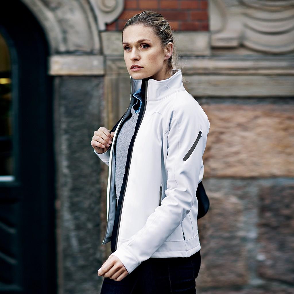 Damen Softshelljacke Duxbury Nimbus® | bedrucken, besticken, bedrucken lassen, besticken lassen, mit Logo |