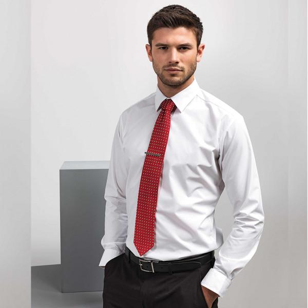 Tie with box pattern Premier®