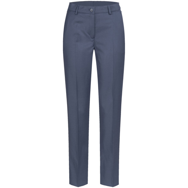 Ladies' trousers High waist Modern Slim Fit Greiff®