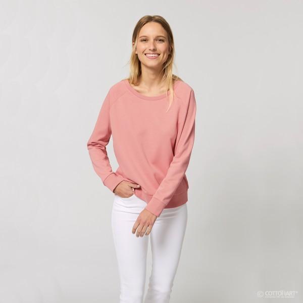 Damen Sweatshirt Stella Dazzler Bio-Baumwolle STANLEY/STELLA®