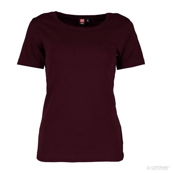 Damen T-Shirt Interlock ID Identity®