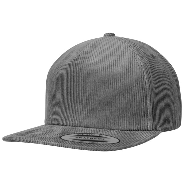 Premium Corduroy Snapback-Cap FLEXFIT®