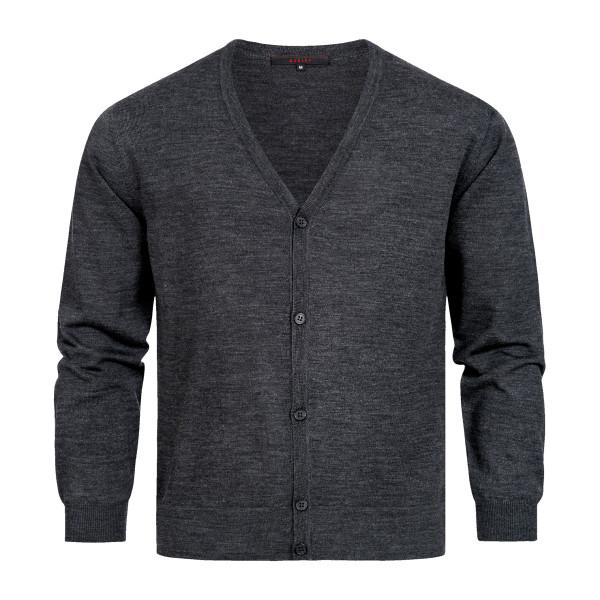 RF Greiff® knit jacket for men