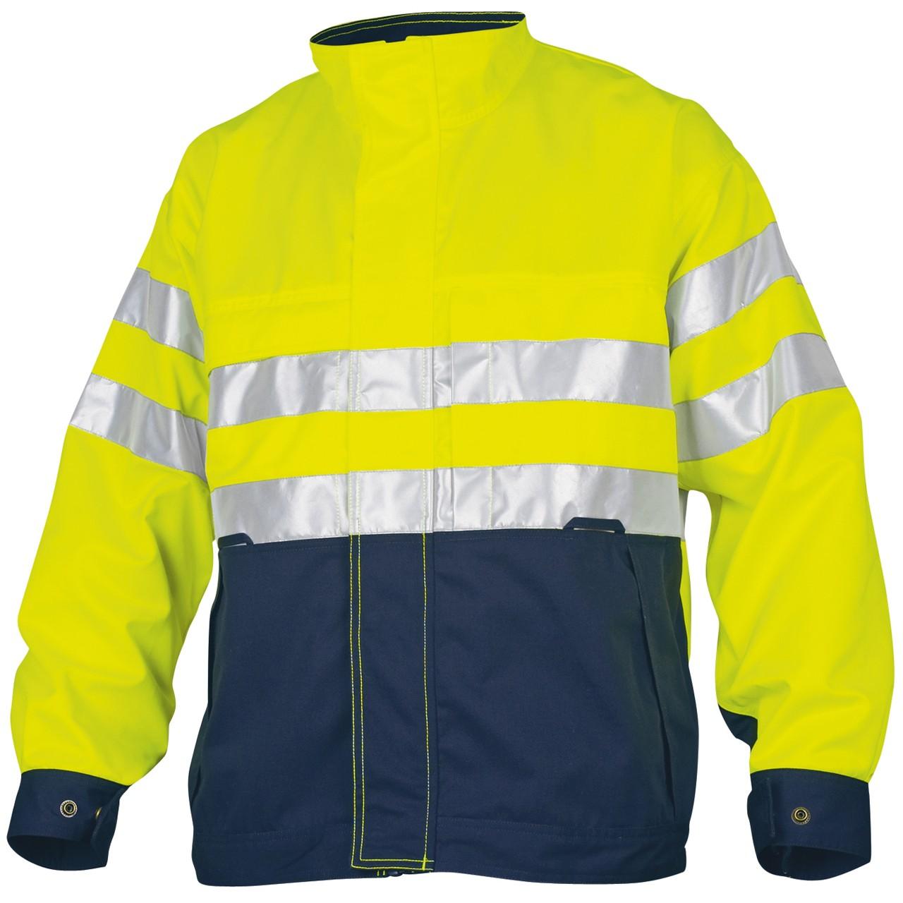 Warnschutz Sicherheits-Funktionsjacke Projob® | bedrucken, besticken, bedrucken lassen, besticken lassen, mit Logo |