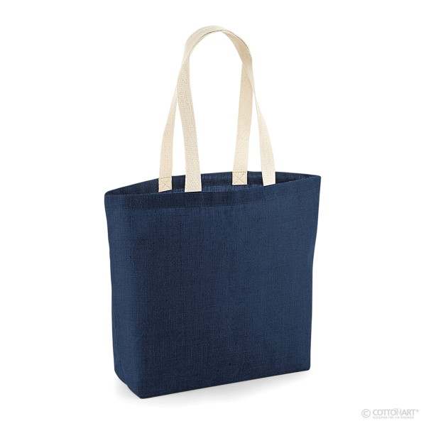 Jutetasche Shopper unlaminiert Westford Mill®