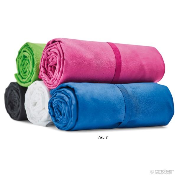 Microfibre towel Atoll 100 Sols®