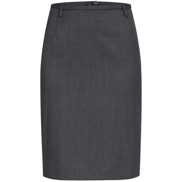 Basic Damen Stiftrock Comfort Fit Greiff®