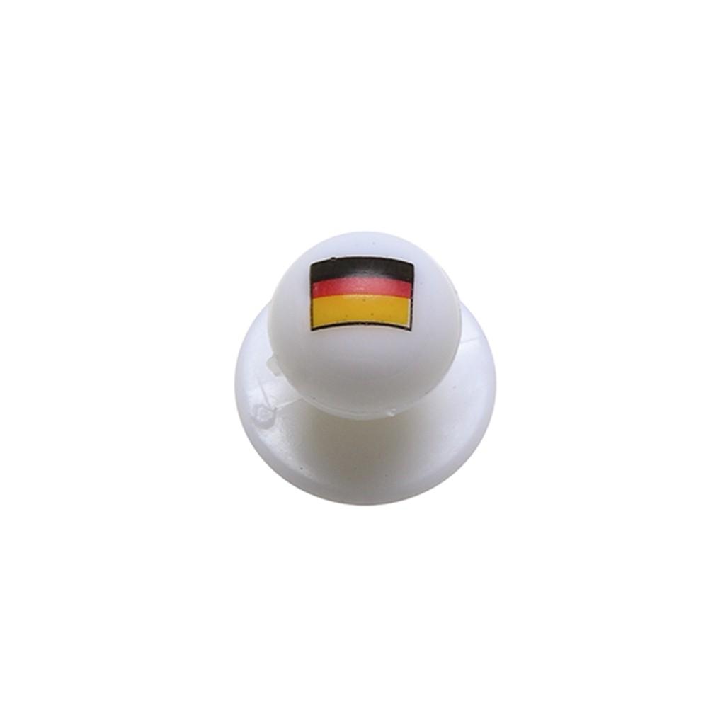 Kugelknöpfe Deutschland im 12er Pack Karlowsky® | bedrucken, besticken, bedrucken lassen, besticken lassen, mit Logo |