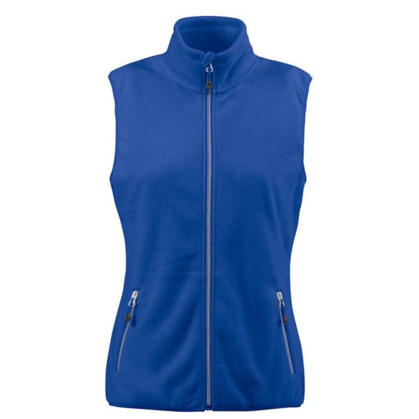 Ladies fleece vest Sideflip Printer®