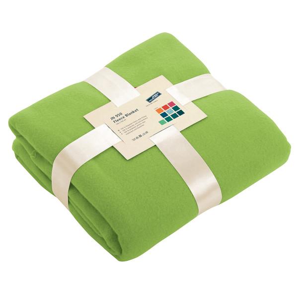 Anti-pilling fleece blanket James & Nicholson®