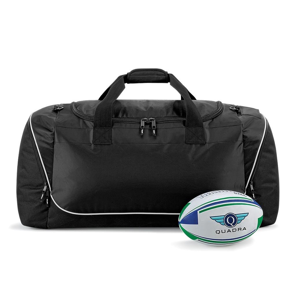 110 Liter Teamwear Jumbo Bag Quadra® | bedrucken, besticken, bedrucken lassen, besticken lassen, mit Logo |